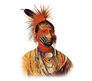 Face War Paint Designs http://www.warpaths2peacepipes.com/native-american-culture/war-paint.htm