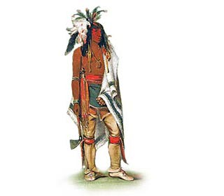 History of West Virginia Indians ***
